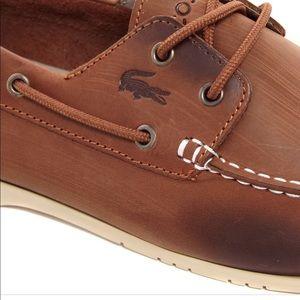 sale retailer 13883 4ac14 Lacoste Shoes - Lacoste Boat Shoes